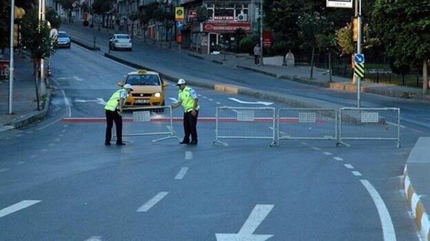 Dikkat! Bugün bazı yollar trafiğe kapalı olacak