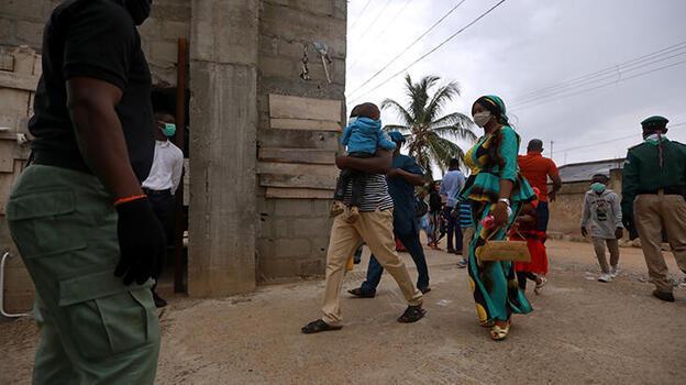 Hindistan, Nijerya'ya 100 bin doz Kovid-19 aşısı bağışladı