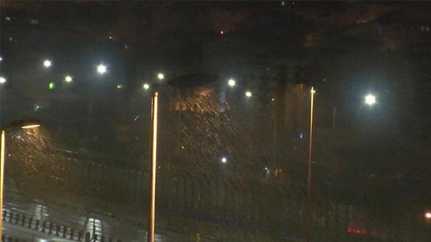 Meteoroloji uyarmıştı! İstanbullu güne böyle başladı