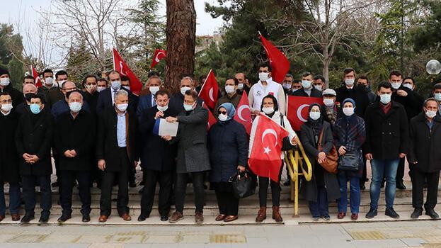 Burdur'daki STK'lardan emekli amirallerin bildirisine tepki