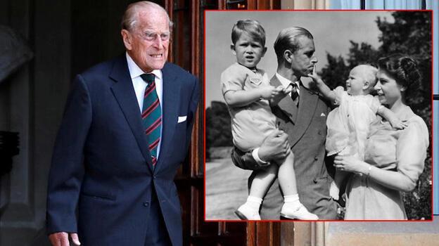 Prens Philip... Kraliçe İkinci Elizabeth'in eşi, Edinburgh Dükü'nün hayatı