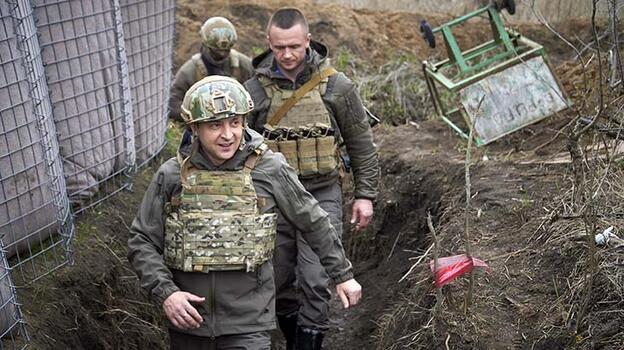 Son dakika... Ukrayna'dan 'saldırı hazırlığı' açıklaması!