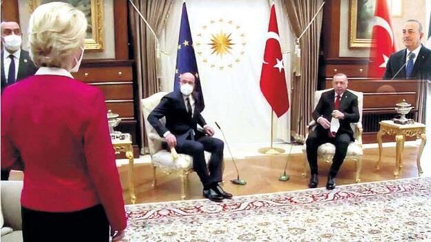 """Son dakika... Fransız gazetesi: Türkiye, AB protokol olayında """"mağdur"""""""