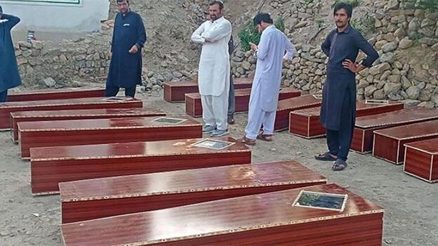 Pakistan şokta! 10 yıl sonra korkunç halde bulundular