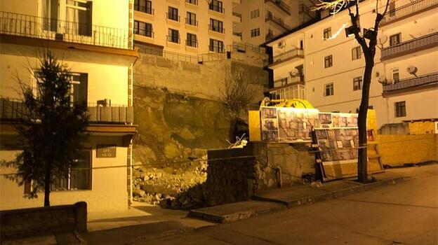 Ankara'da korku dolu anlar! 15 bina tahliye edildi