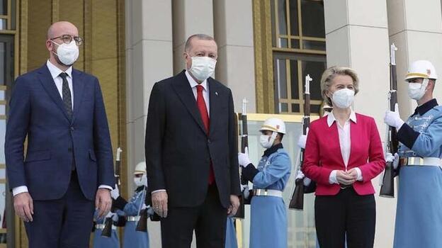 Der Spiegel: Protokol olayının kaynağı Michel ve Leyen arasındaki anlaşmazlık