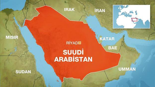 Suudi Arabistan üç askeri idam etti