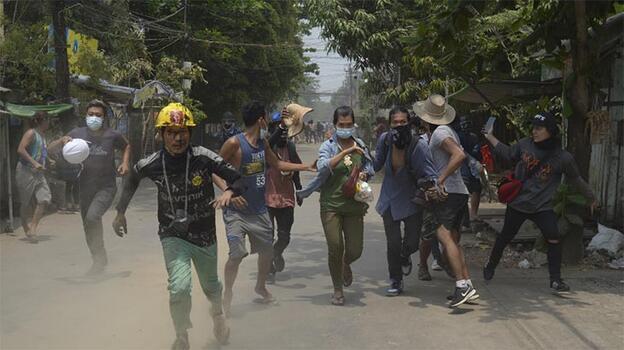 Myanmar'dan çok kötü haberler geliyor: 80 kişi hayatını kaybetti