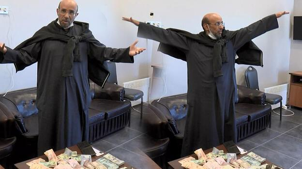 Takside 200 bin lirasını unuttu! Parasının bulunduğunu duyunca deliye döndü