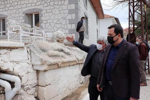 AK Parti'den Osmankalfalar'a ziyaret