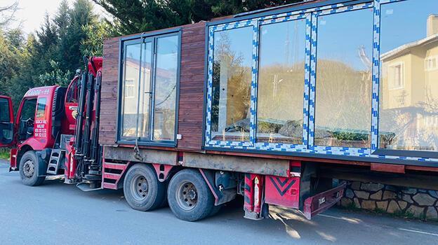 Son dakika... İstanbul'da sayıları arttı! Kamyon kamyon ev taşıdılar