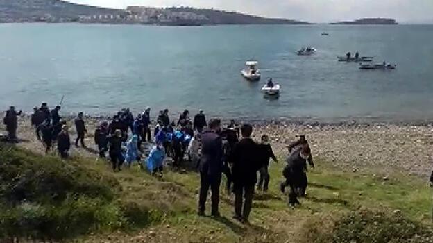 Son dakika... Görülmemiş olay! İzmir'de düşen askeri uçağın pilotu tarihe geçti