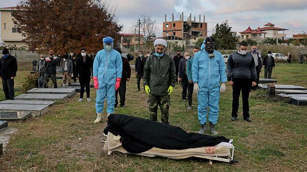 İran'da vakalar da ölümler de artıyor!