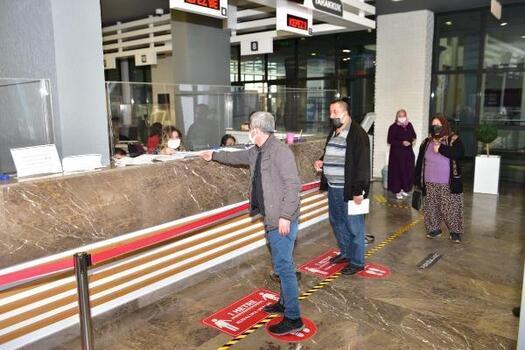Kepez Belediyesi'nde tapu işlemleri kolaylaştırıldı