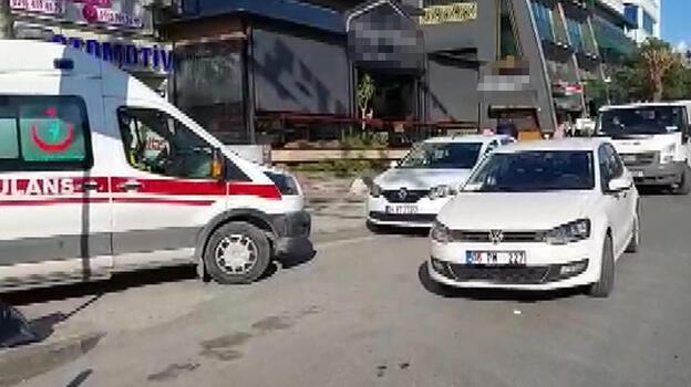 Sancaktepe'de tepki çeken görüntü! Hemen müdahale edildi