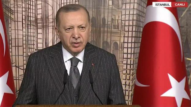 Son dakika... Cumhurbaşkanı Erdoğan'dan koronavirüsle mücadele açıklaması