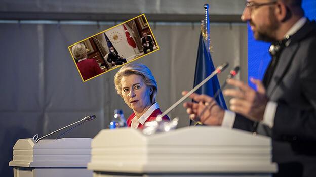 Son dakika... AB Konseyi Başkanı Michel'in istifası için imza kampanyas!