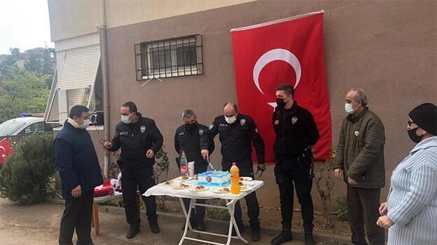 Polis ekipleri ihbara gitti! Sürprizle karşılaştı