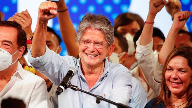 Son dakika: Ekvador'da yeni devlet başkanı belli oldu! Lasso zaferini ilan etti