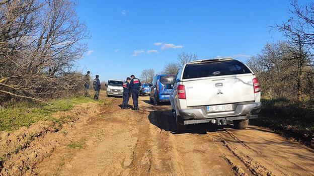 Edirne'de yasağa rağmen avlananlara ceza uygulandı