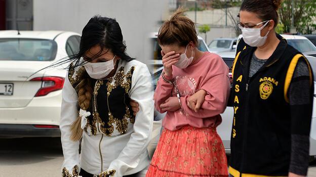 Şehir şehir gezip hırsızlık yapan 2 kadın, Adana'da yakalandı!