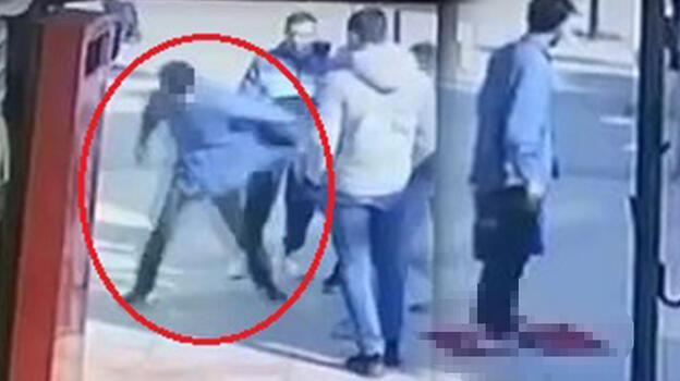 Türk bayrağını yere serip üzerine basmıştı! Gözaltına alındı