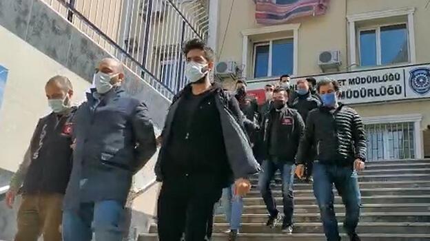 Beşiktaş'taki silahlı kavgaya ilişkin 3 kişi tutuklandı!