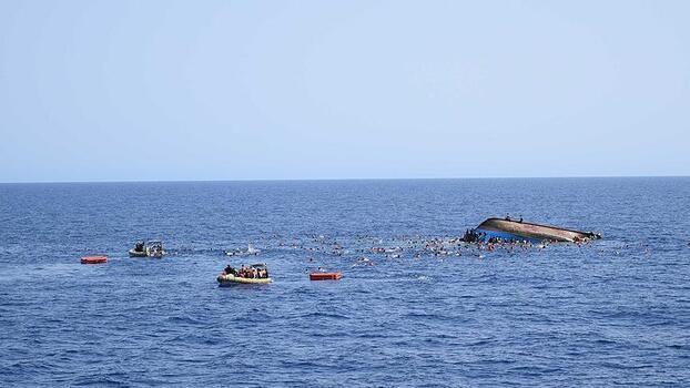 Cibuti'de göçmenleri taşıyan tekne alabora oldu: 34 ölü!