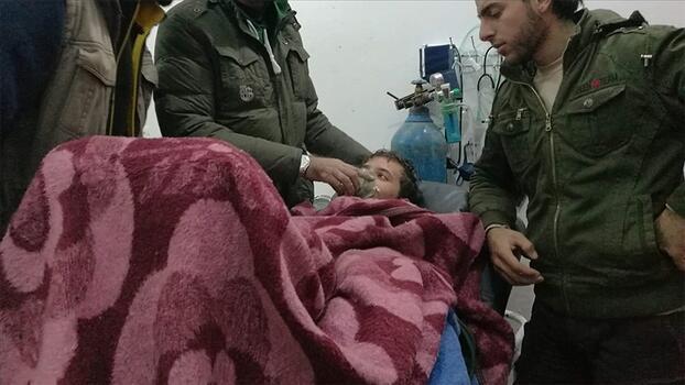 Son dakika: 'Esad rejimi Serakip'te kimyasal silah kullandı'
