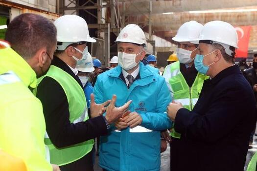Bağcılar - Bakırköy metro hattı 2022'de hizmete giriyor