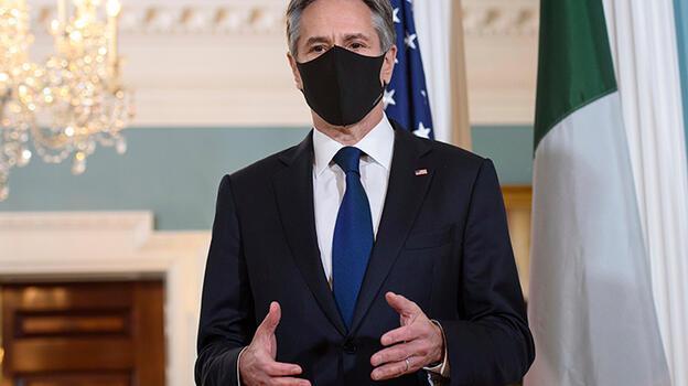 Son dakika... ABD Dışişleri Bakanı, NATO Genel Sekreteri ile Ukrayna'yı görüştü