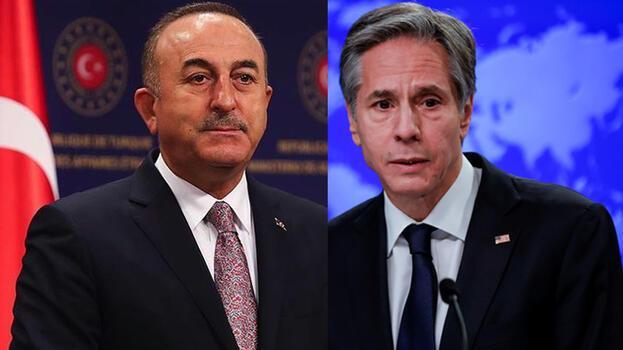 Son dakika: Bakan Çavuşoğlu ile Blinken arasında kritik görüşme!