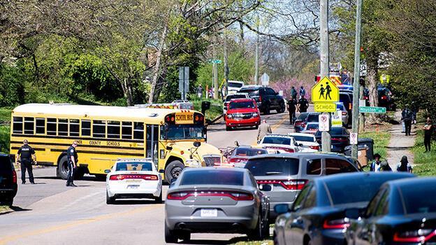 Son dakika... ABD'de okulda silahlı çatışma! Çok sayıda vurulan var