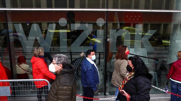 İspanya'da son 3 günde salgın nedeniyle 197 kişi hayatını kaybetti