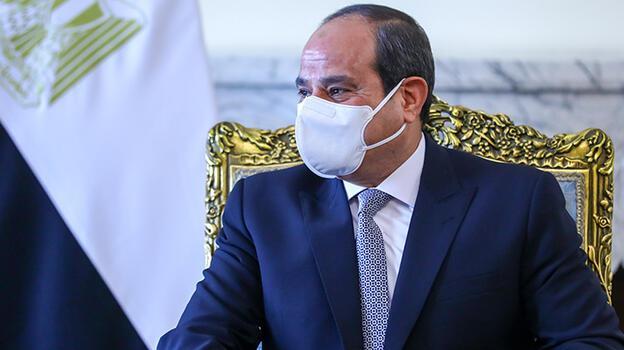 """Son dakika... Sisi, Hedasi Barajı sorununun """"tüm bölgeyi"""" etkilediğini söyledi!"""