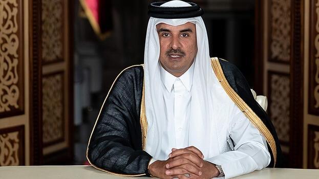 Katar Emiri'nden Kral Selman'a 3,5 yıl sonra telefon