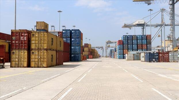 Limanlarda martta elleçlenen konteyner ve yük miktarı arttı