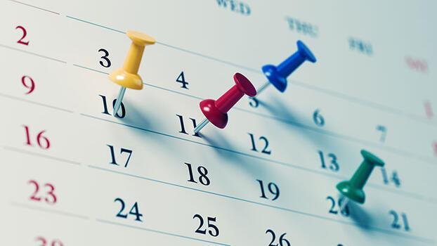 Nisan ayının önemli tarihleri