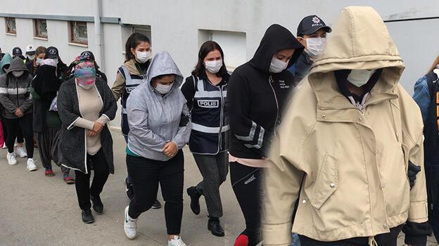 İnternetten dolandırıcılık operasyonunda yakalanan 99 zanlıdan 29'u tutuklandı!