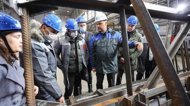 NDK, Akkuyu NGS ekipman ve malzeme üreticilerini denetledi
