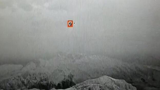 Son dakika... Türkiye görüntüleri paylaştı! Balon yok edildi