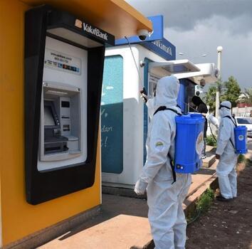 Toroslar Belediyesi'nden koronavirüsle mücadelede bir yıl