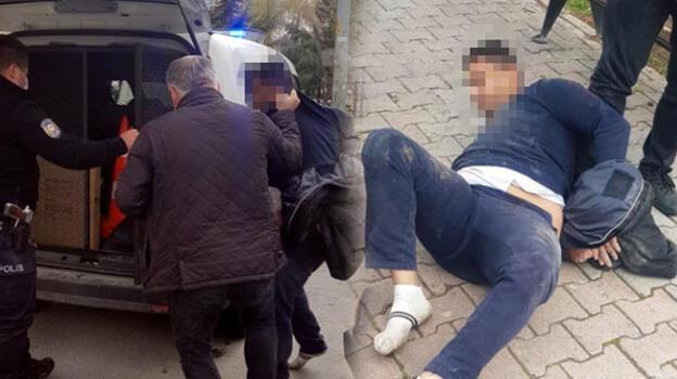 Son dakika... Kayseri'de parkta cinsel taciz iddiası! Gözaltına alındı