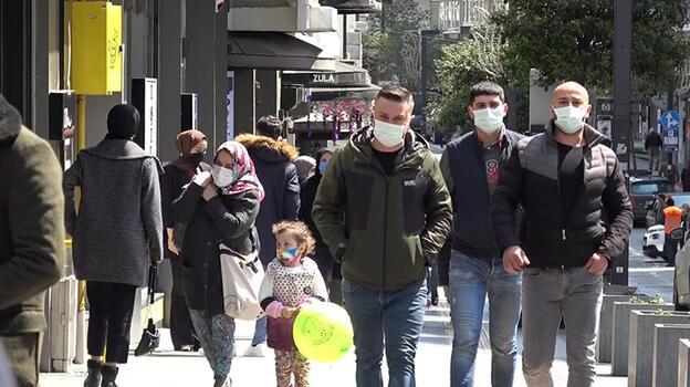 En çok vaka görülen Samsun'da korkutan kalabalık!