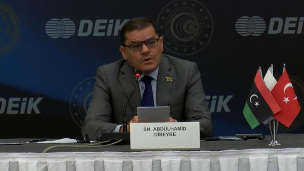 Libya: Vizelerin kaldırılması ile ilgili hemen işlemlere başlayacağız