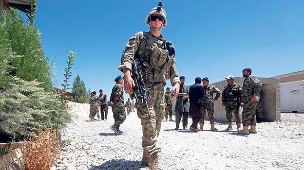 Son dakika...Tarih belli oldu! ABD, Afganistan'daki askerlerini çekiyor