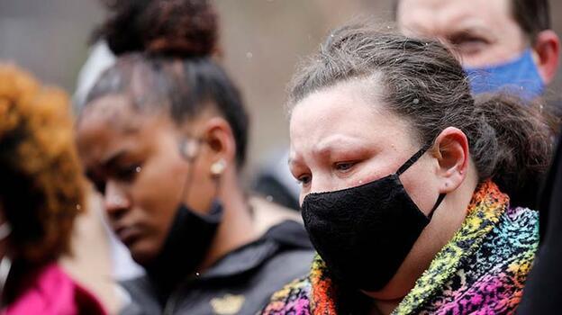 Son dakika... ABD'de siyahi genç Wright'ın ölümüne sebep olan polis ve şefi istifa etti
