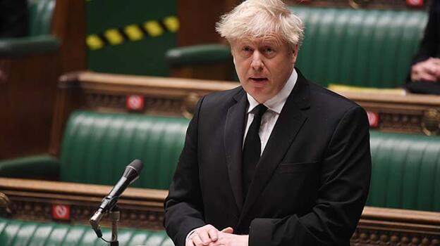 Son dakika... İngiltere Başbakanı Johnson, Kral Abdullah'la görüştü!