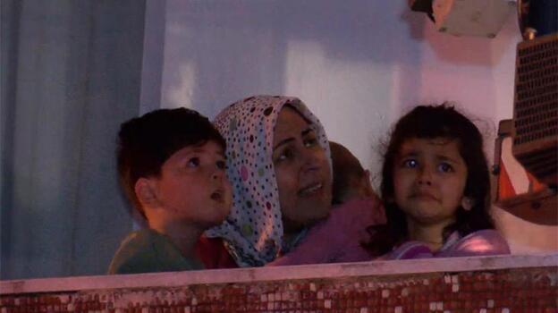 İstanbul'da korku dolu gece! Böyle kurtarıldılar