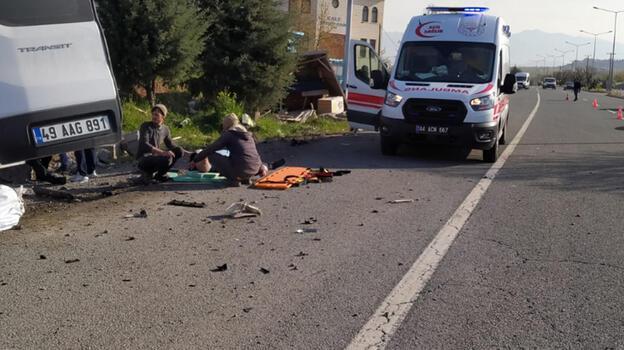 Malatya'daki kazadan görüntüler!
